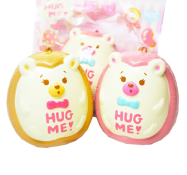 Squishy NIC Hug Me Hedgehog - Pick a color