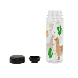 Wasserflasche Llama