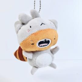 CutieSquad Red Panda | Plush Keychain 10cm