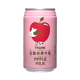 Apple Milk Drink