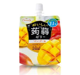 Oishii Jelly Pouch - Mango