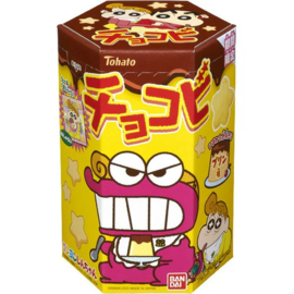 ShinChan Chocobi Caramel Pudding Snack
