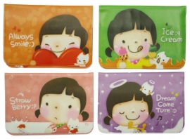 Multi card holder Sweet Girls - take your pick