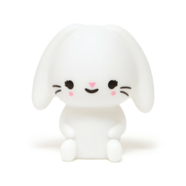 Bunny Night Light - White
