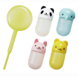 Bento Sauce Cups Kawaii Animals