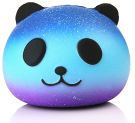 Squishy Galaxy Panda