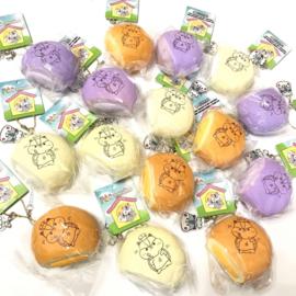 Squishy Poli Cream Bun - Pick one