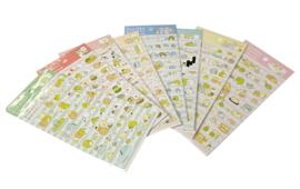Stickersheet Sumikkogurashi - Überraschung!