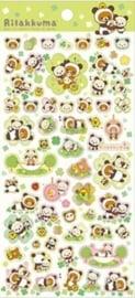 San-X Rilakkuma Panda