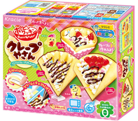 Popin Cookin Crepe Shop