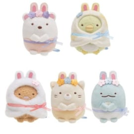 Mini Plush Sumikkogurashi Fushigina Usagi No Oniwa - Characters (pick one)