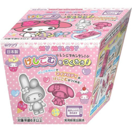 Kutsuwa Eraser Kit DIY My Melody