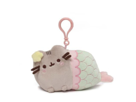 Plush Pusheen Mermaid met clip