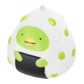 Sumikkogurashi squishy Pengin? onigiri (Groen)