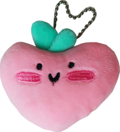 Plushie Kawaii Pink Heart