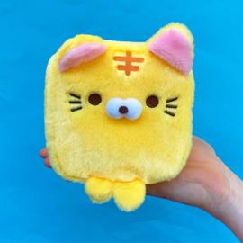 Plushie Cube Friends - Yellow