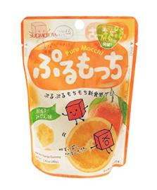 Puru-Mocchi Orange