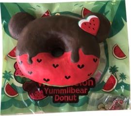 Yummiibear Donut - Watermelon Chocolate