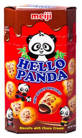 Hello Panda Cookies - Chocolate