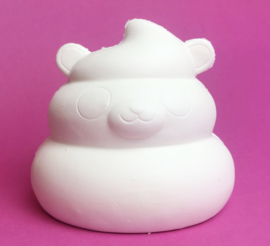 Kawaii Deco Bear Poo - DIY squishy!