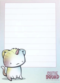 Sticky Notes Block - Unikitties - CutieSquad