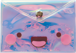 MostCutest.nl Holographic Coin Purse