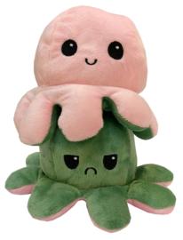 Octopus Emotie Knuffel