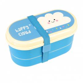 Kawaii bentobox happy cloud