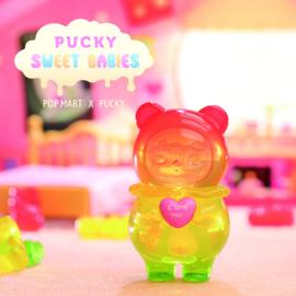 Pop Mart Collectibles Blind Box - Pop Mart X Pucky Sweet Babies