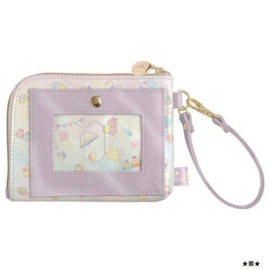San-X Sumikkogurashi Tapioca Park Brieftasche  + Cardholder