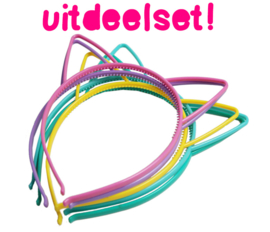 25 X Cat Ears - Kawaii Trakteren