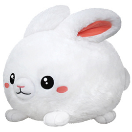Squishable - 7 inch Fluffy Bunny
