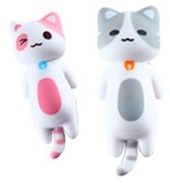 Dust Plug Kawaii Chillin' Cat