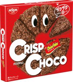 Crisp Choco - Chocolate