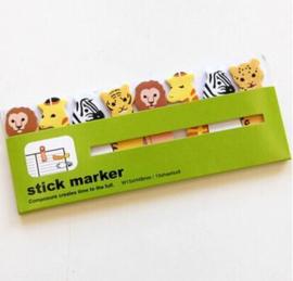 Stickynotes Animals