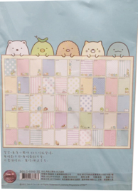 A5 briefpapier Sumikko Gurashi - 50 sheets