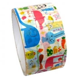 XL tape YuRu animals Kawaii Klebeband