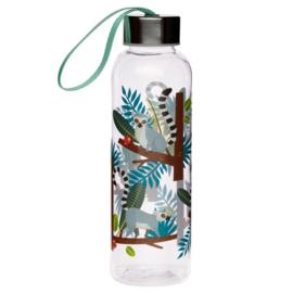 water bottle Metal cap - Lemur