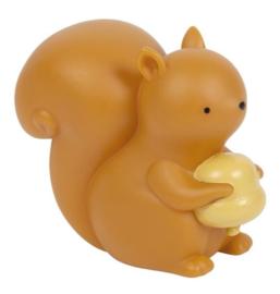 Kawaii lamp squirrel