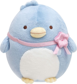 San-X Sumikkogurashi blue Plush Pengin? - 14 cm