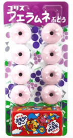 Fue Ramune Whistle Candy Grape Flavor