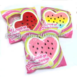 Squishy XL Watermelon Love