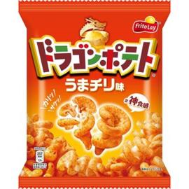 Dragon Potato tasty chilli