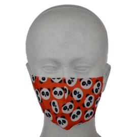 Süße Mundmasken für Kinder - Panda
