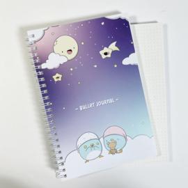 Bullet Journal A5 - Sleepy Penguins - Cutiesquad