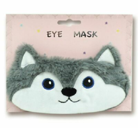Sleep mask Husky