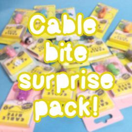 Cable Bite SURPRISE PACK!
