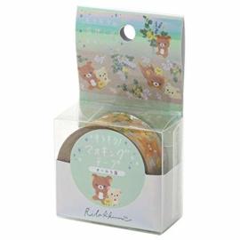 Washi tape -  Rilakkuma Spring