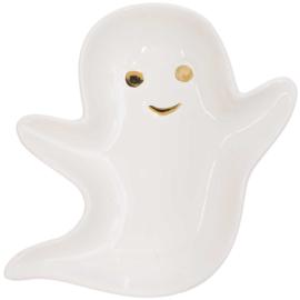 "Plate/Trinket Dish ""ghost"""