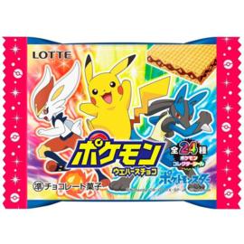 Pokémon Choco Wafer